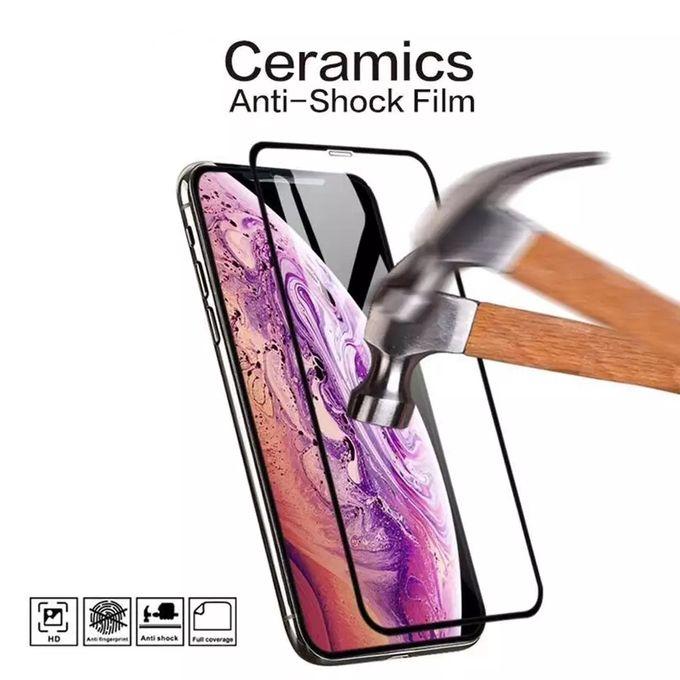 Generic incassable pour iphone Xs Max & 11 pro Max Ceramic à prix pas cher | Jumia Maroc