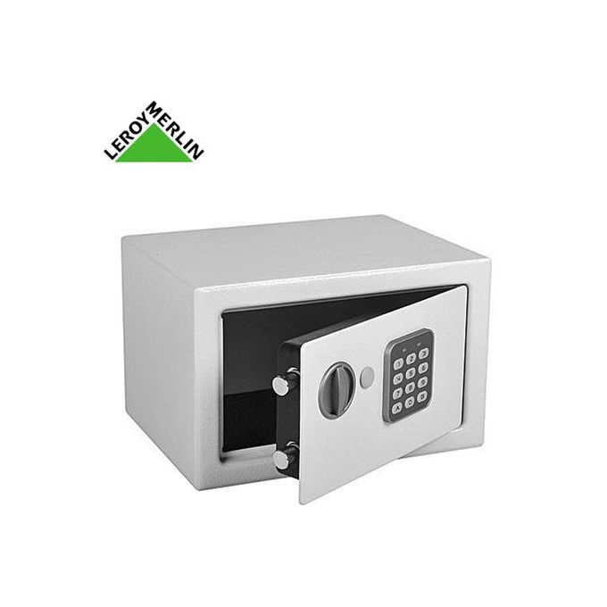 Coffre Fort à Code H18 X L28 X P20 Cm Garantie 1 An