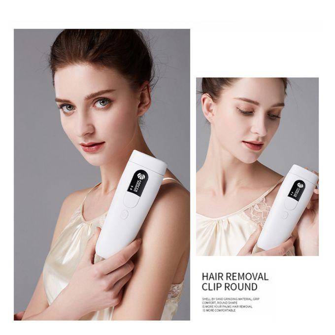 Generic Ipl Laser Permanent Hair Removal Machine Painless Body