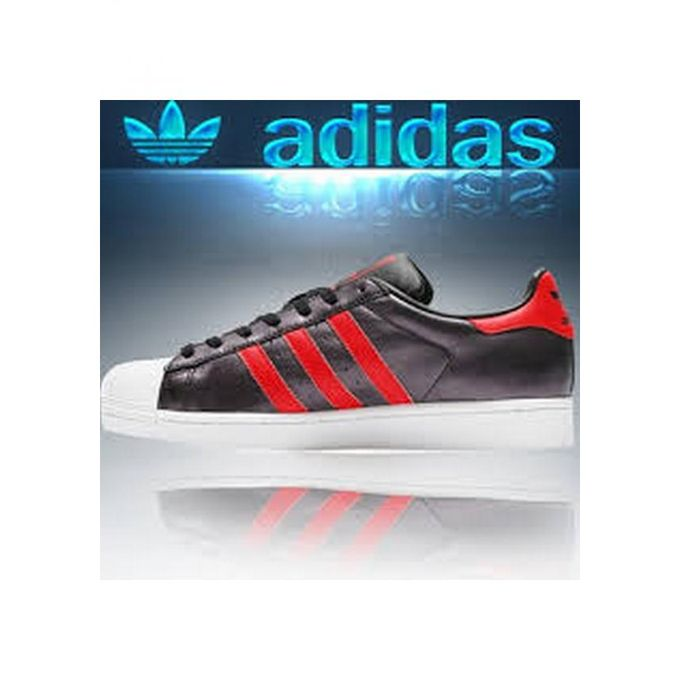 Baskets Homme adidas Originals Superstar 80s Primeknit S75874