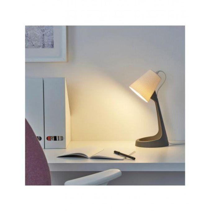 Lampe De Bureau Lampe De Travail Gris Foncé