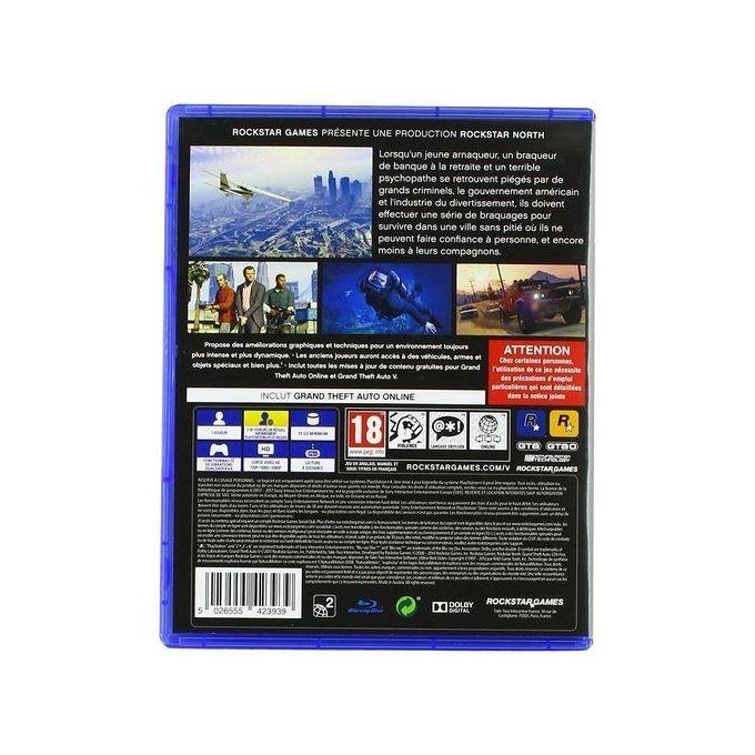 Grand Theft Auto V Gta 5 Ps4