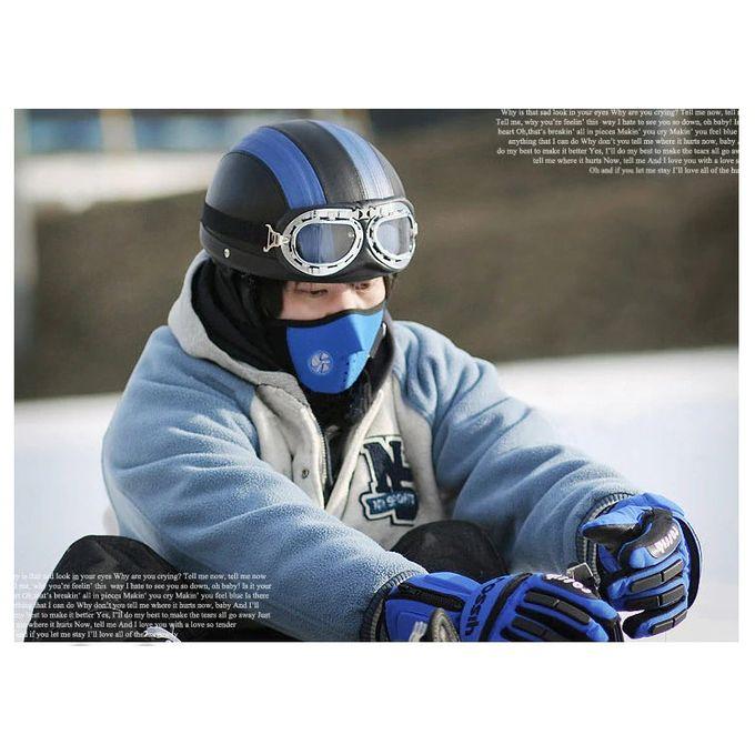 masque de ski protection nez