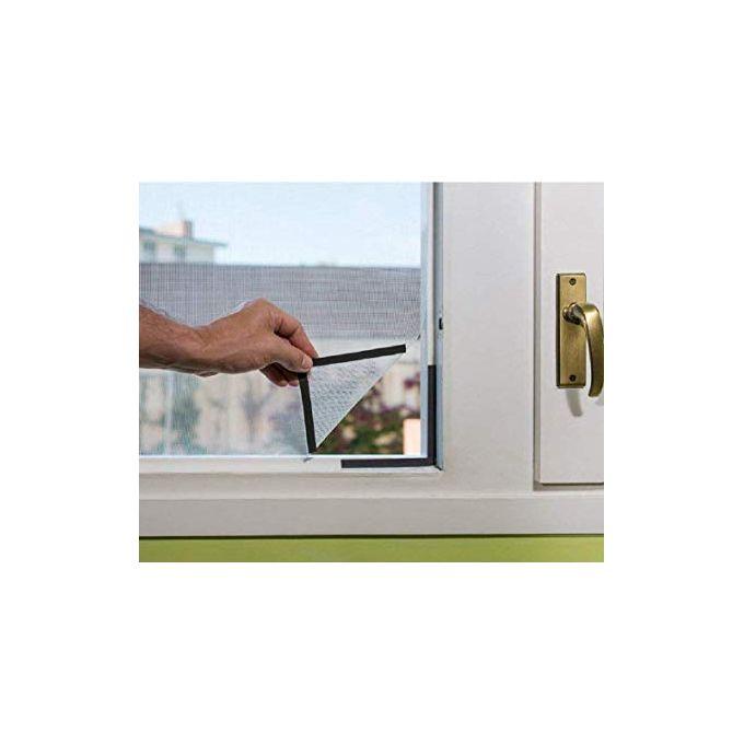 Moustiquaire Pour La Fenêtre Avec Bande Magnetique
