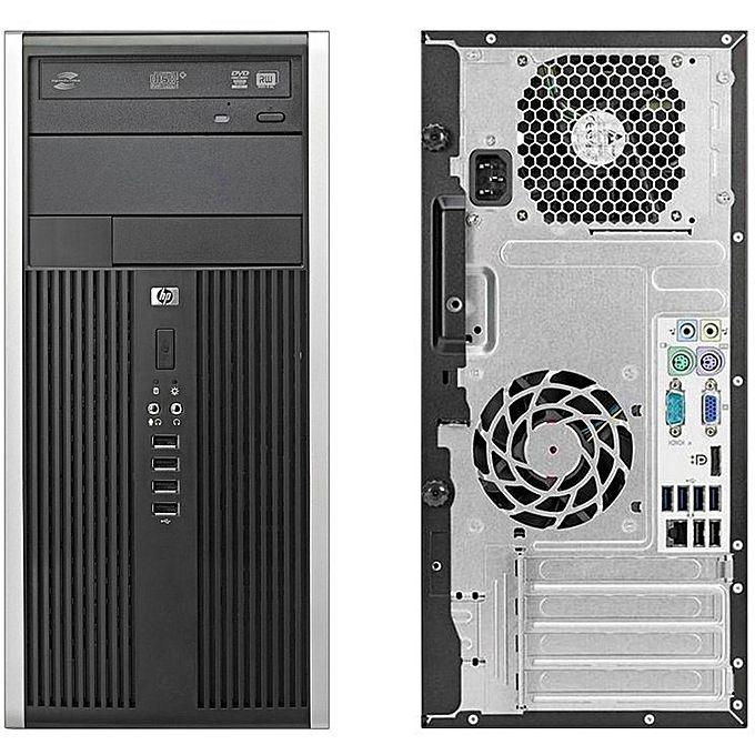 Hp PC GAMER - i5 3eme GENERATION + 8GB RAM + NVIDIA GT 710 2GB 3 Jeux Installé FORTNITE, GTA 5 et Call of Duty remis à neufs