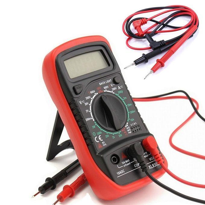 Multimètre Sonde 2 Pcs1 Set 1000 V 10a Pince Multi Test Compteur Plomb Kits Numérique Multimètre Câble Pour Multimètre Pince
