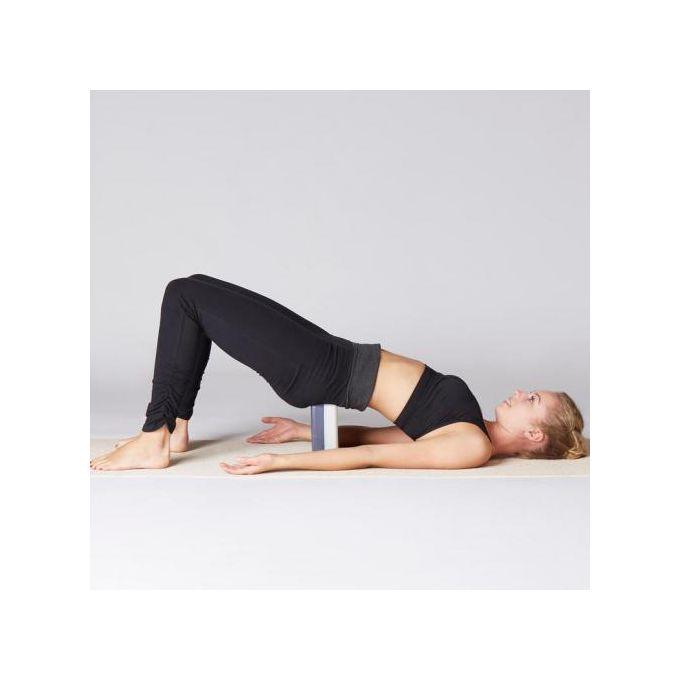 Decathlon Brique Yoga Mousse 22 5 X 17 5 X 7 5 Cm A Prix Pas Cher Jumia Maroc
