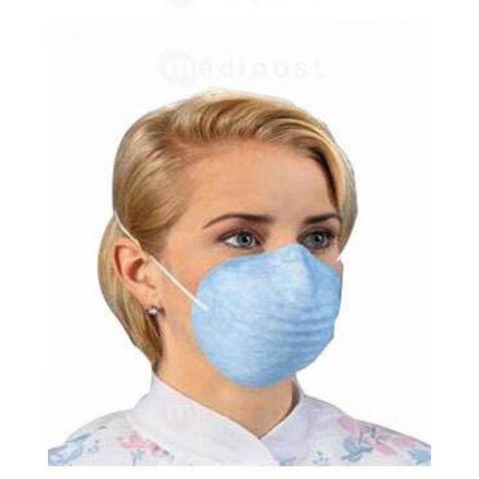masque bleu respiratoire