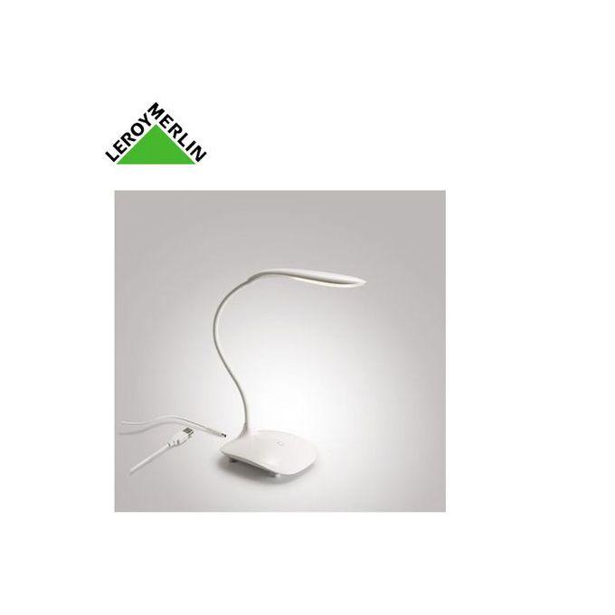 Lampe De Bureau Usb Ampoule Led 2w Incluse Murray Chevet économie Dénergie