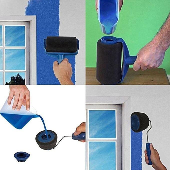Rouleau De Peinture Peinture Murale Pour Maison Bureau Paint Roller