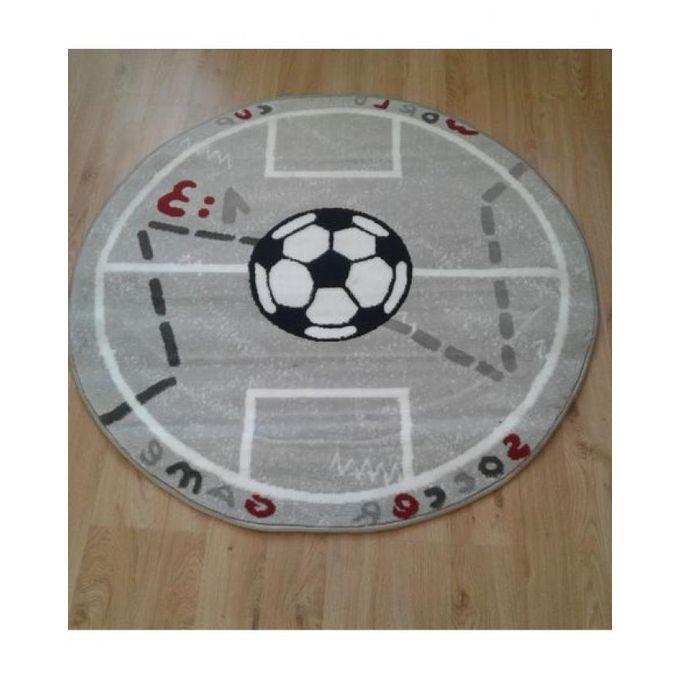 tapis rond pour chambre ou sallon (100cm x 100 cm)