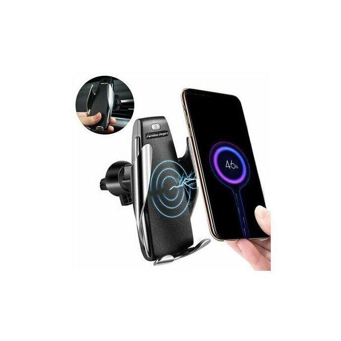 product_image_name-WIRELESS CHARGER-حامل الهاتف للسيارة مع شاحن لاسلكي سريع و خاصية الإستشعار-3