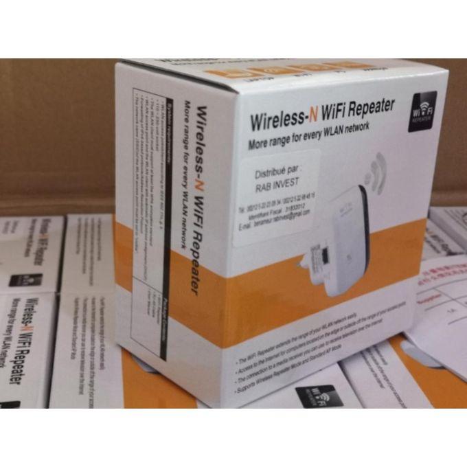 Repeteur Wifi Sans Fil Amplificateur Wi Fi Répéteur Sans Fil 300mbps