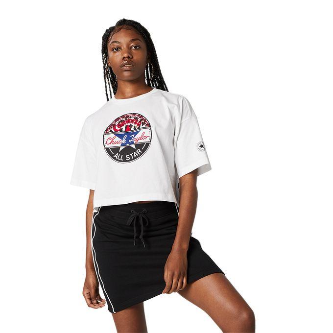 tee-shirt femme converse