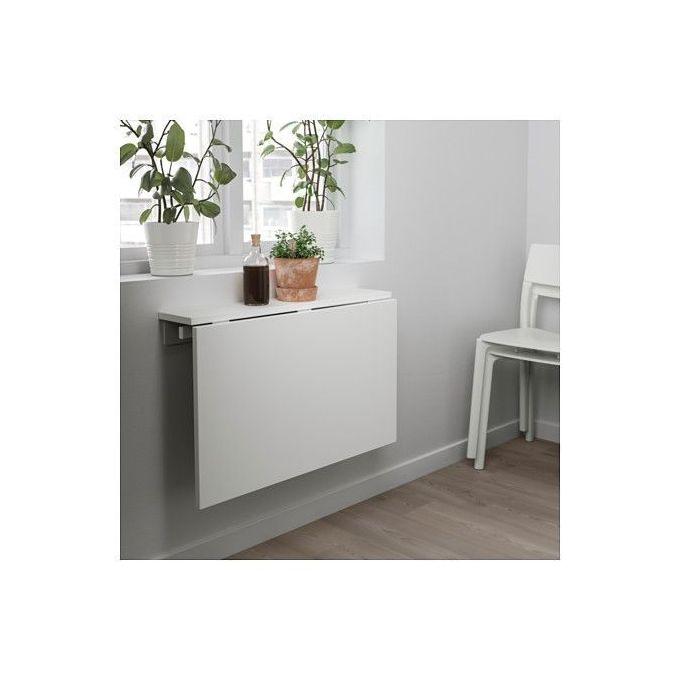 Ikea Table Murale Rabattable A Prix Pas Cher Jumia Maroc