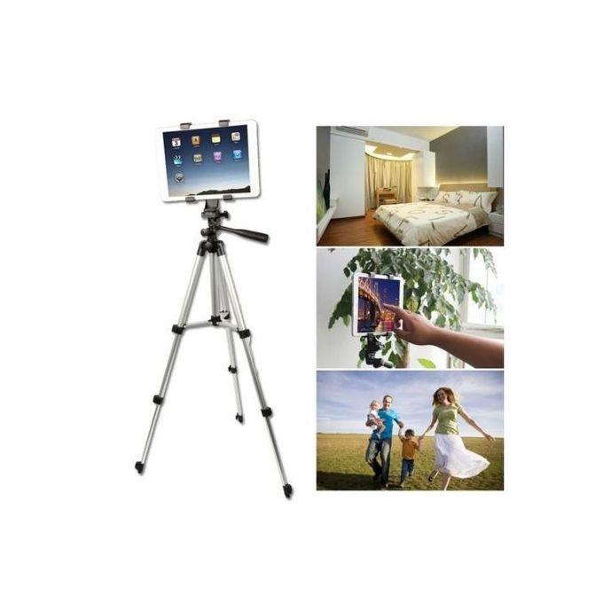 Trepied Support Tripod 3110 Pour Appareil Photo Mobile Et Portable Compatible Avec Tous Les Camera