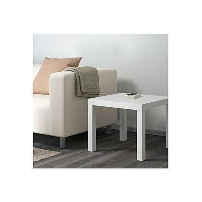 Table Basse Ikea Carrée Blanche 55x55 Cm 1er Choix Imprté