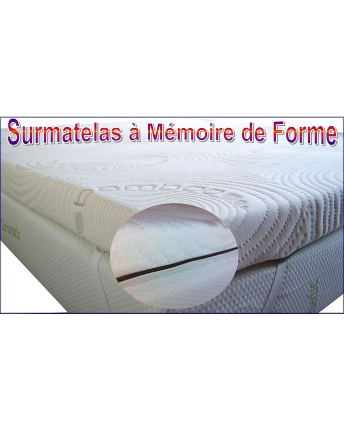 jm brand surmatelas m moire de forme contre le mal. Black Bedroom Furniture Sets. Home Design Ideas