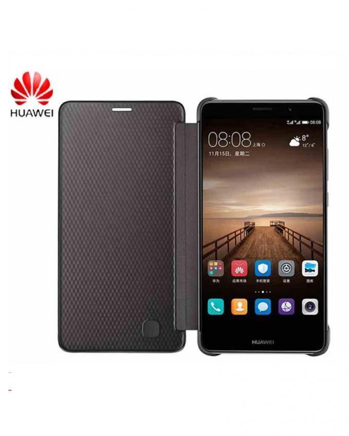 Huawei flip cover housse originale huawei smart view flip for Housse huawei mate 9