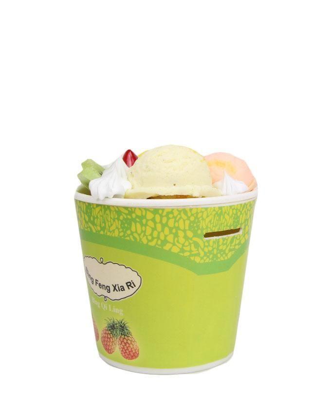 Yatout home tire lire forme ice cream vert acheter for Chambre a coucher yatout