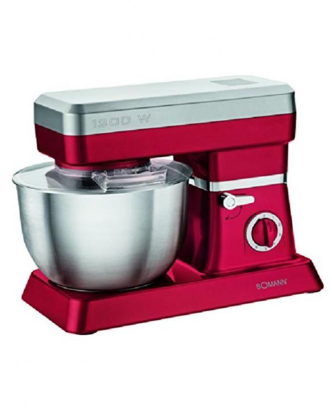 Clatronic robot multifonction xxl 1200w allemand rouge - Robot cuisine allemand ...
