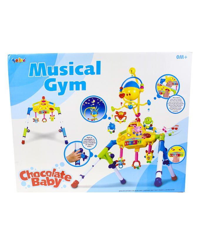 Manège Baby Gym Musique