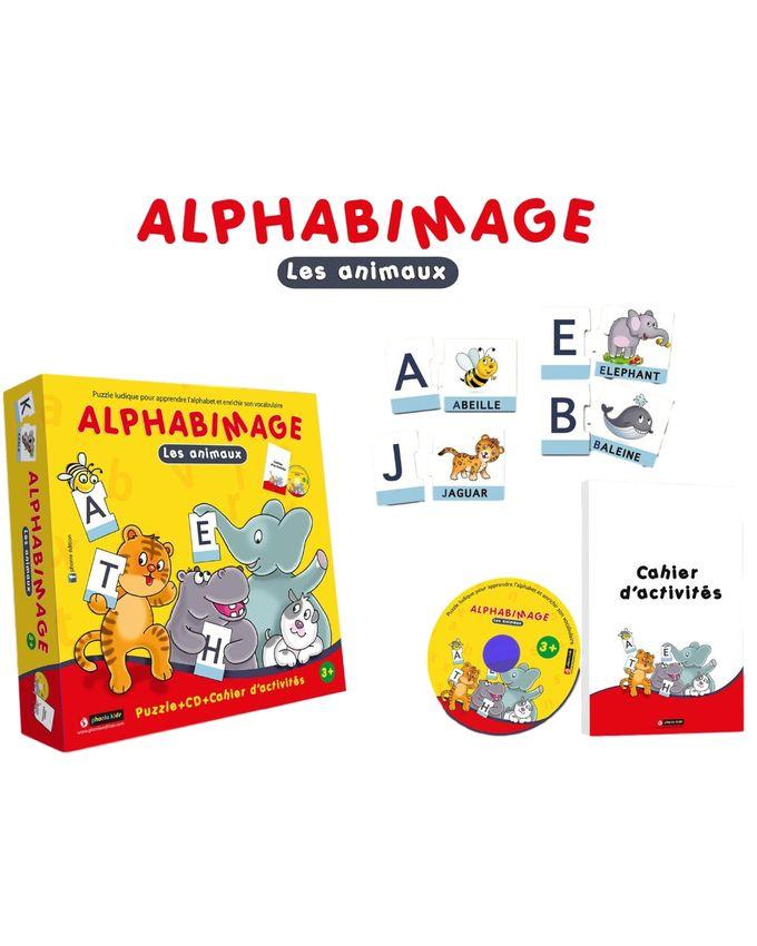 ALPHABIMAGE et Puzzle