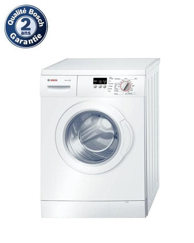 bosch lave linge 7kg automatique 1200 tr min classe a. Black Bedroom Furniture Sets. Home Design Ideas