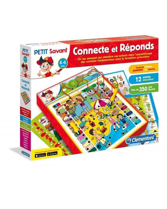 Connecte Et Réponds