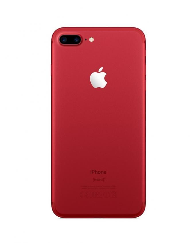 apple iphone 7 plus rouge 5 5 128 gb ios 10 red. Black Bedroom Furniture Sets. Home Design Ideas