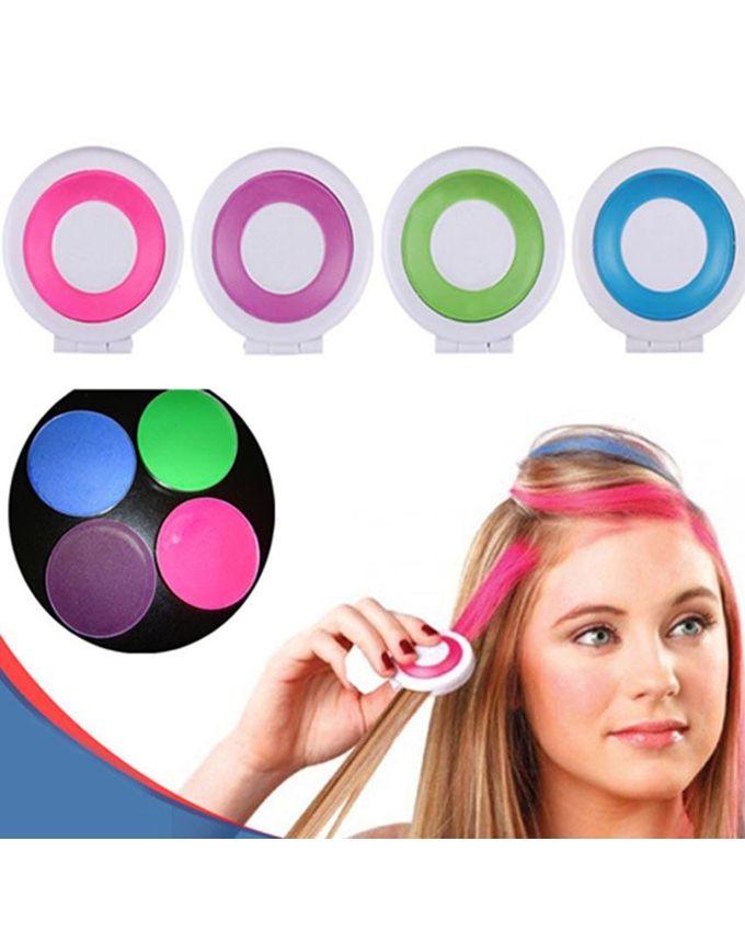 httpsstaticjumiamapchezmaria 9790 hot huez 4 craies de coloration temporaire pour cheveux - Coloration Temporaire Cheveux