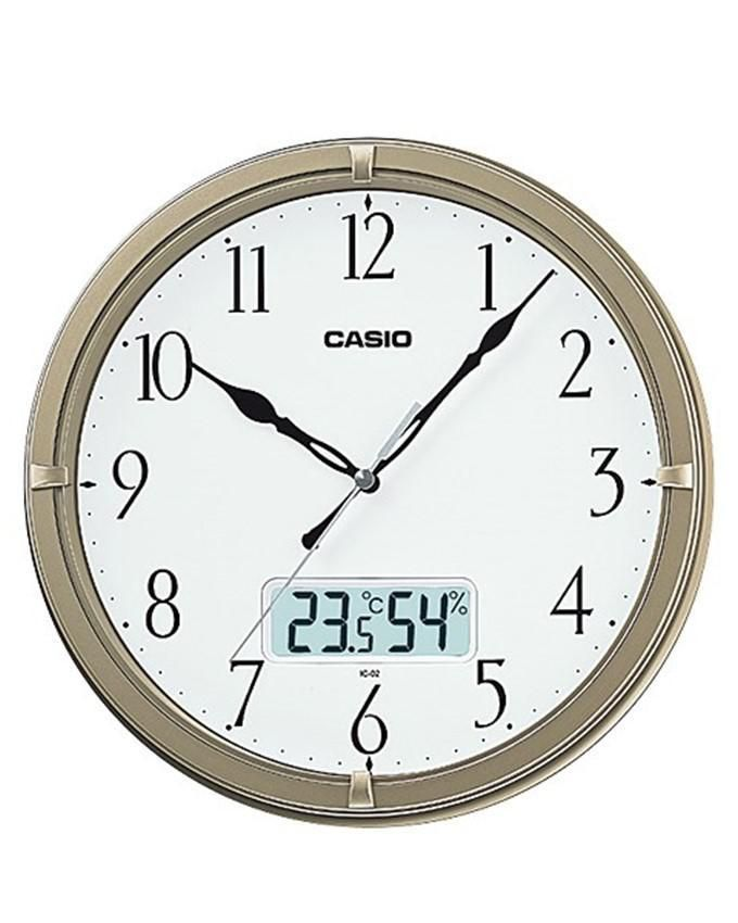 casio montre horloge murale beige acheter en ligne jumia maroc. Black Bedroom Furniture Sets. Home Design Ideas