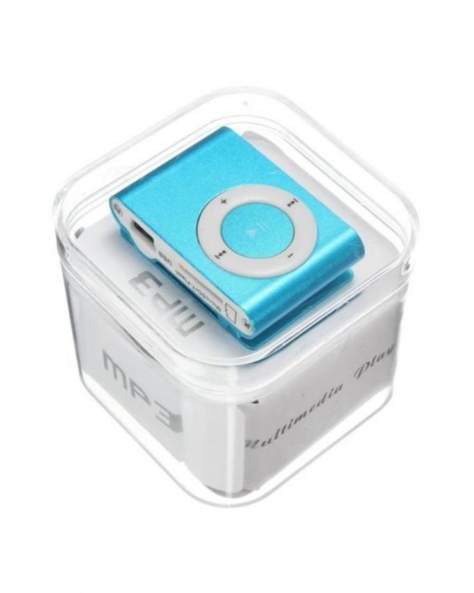 universal lecteur baladeur mp3 couteurs c ble usb bleu. Black Bedroom Furniture Sets. Home Design Ideas