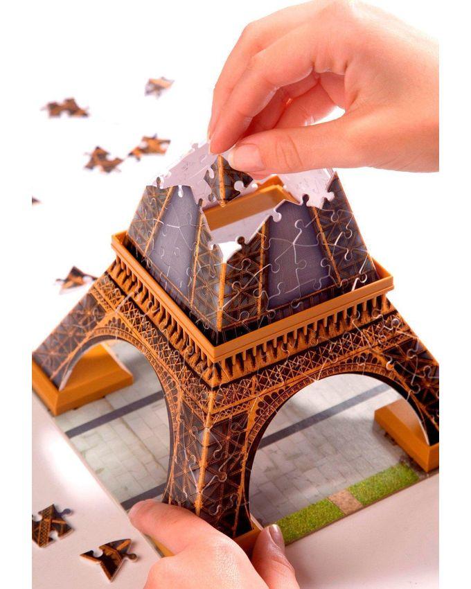 Puzzle 3D Eiffel Tower - France