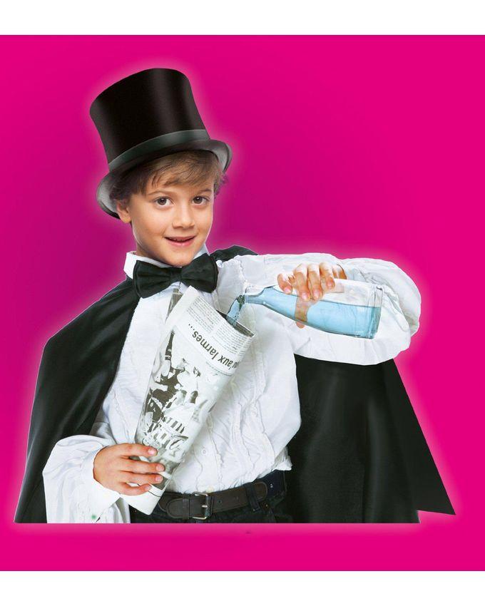 Jeu de magie - les Plus grands secrets des Magiciens - Journal magique - Junior