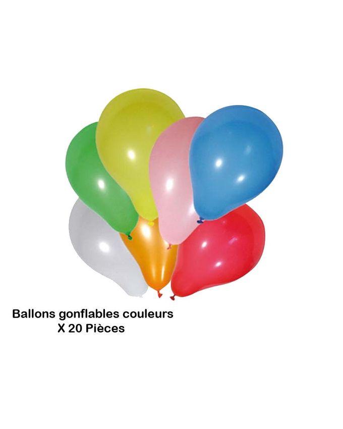 Ballons Gonflable - 20 Pièces