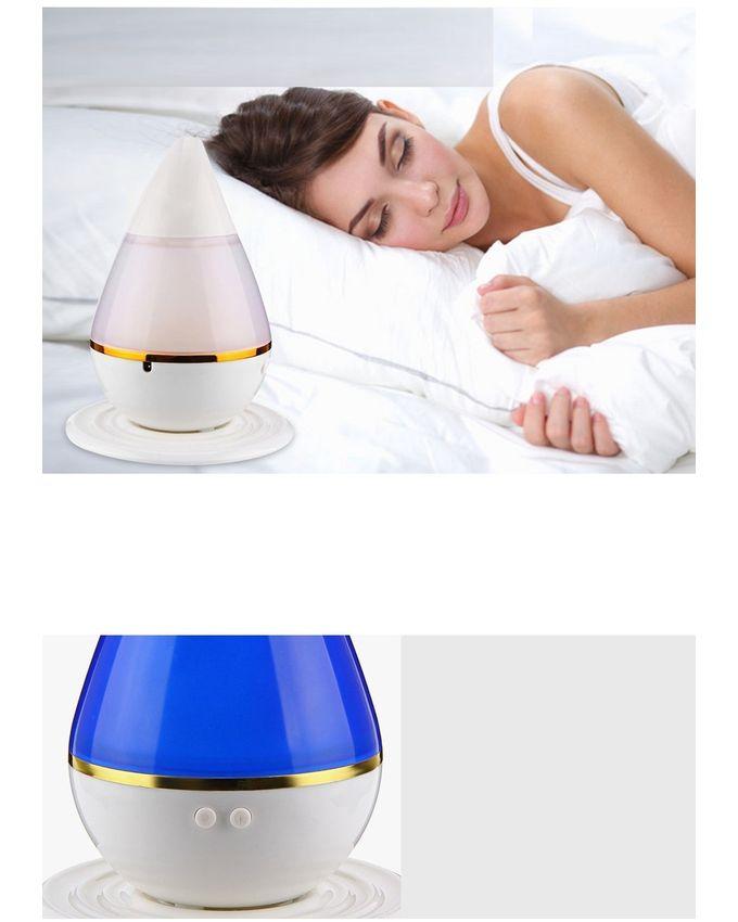 area humidificateur diffuseur d 39 ai avec led purificateur atomiseur acheter en ligne jumia maroc. Black Bedroom Furniture Sets. Home Design Ideas