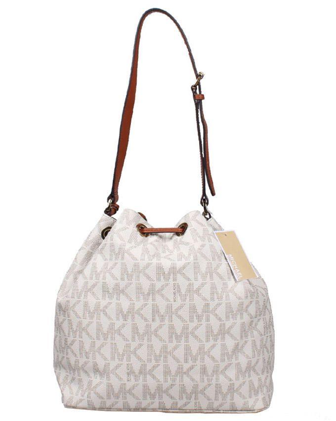michael kors sac porte epaule convertible blanc acheter en ligne jumia maroc. Black Bedroom Furniture Sets. Home Design Ideas