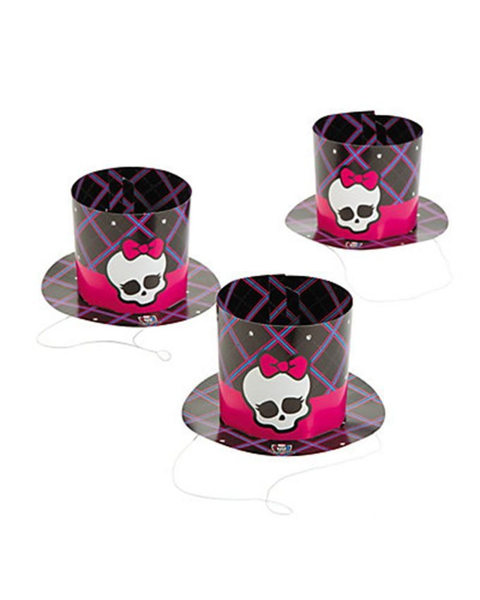 Chapeaux Monster High