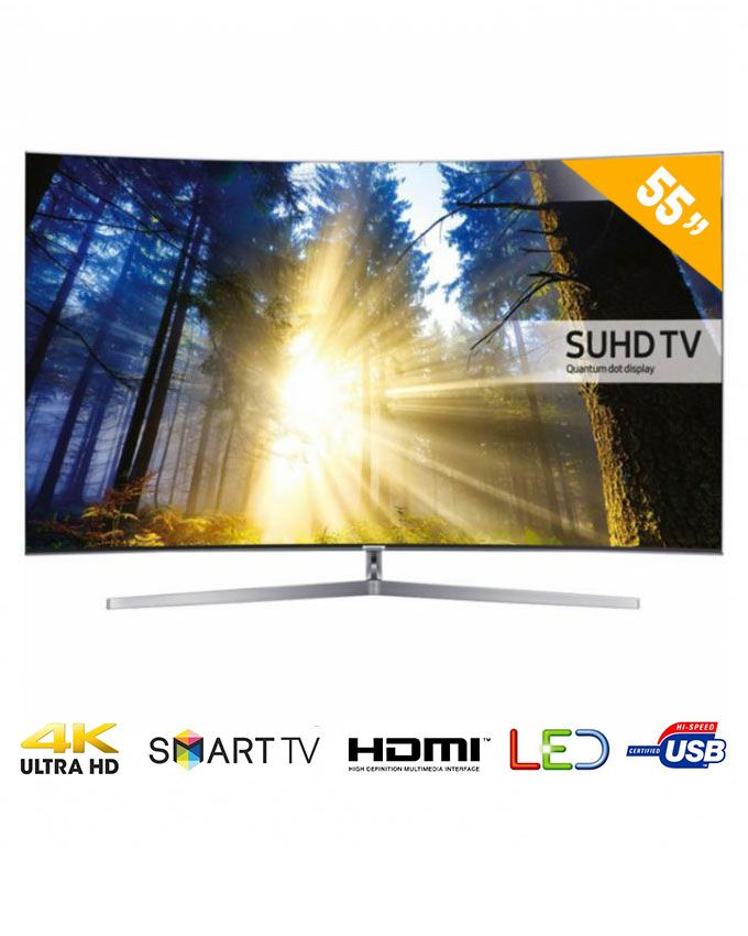 samsung 55 smart tv 55j9000 4k uhd agrent acheter en ligne jumia maroc. Black Bedroom Furniture Sets. Home Design Ideas