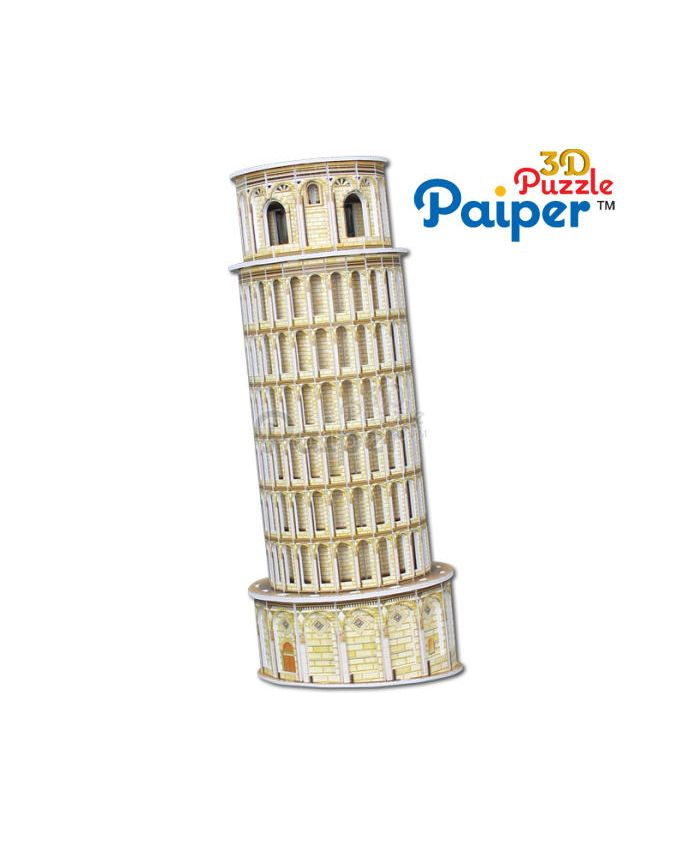 Puzzle 3D Leaning Tower of Pisa (Italy)