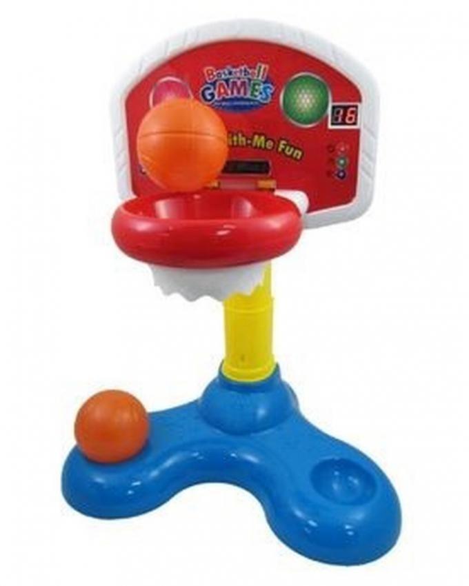 Jeu de basketball interactif et évolutif