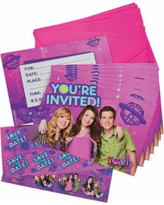 pack Icarly