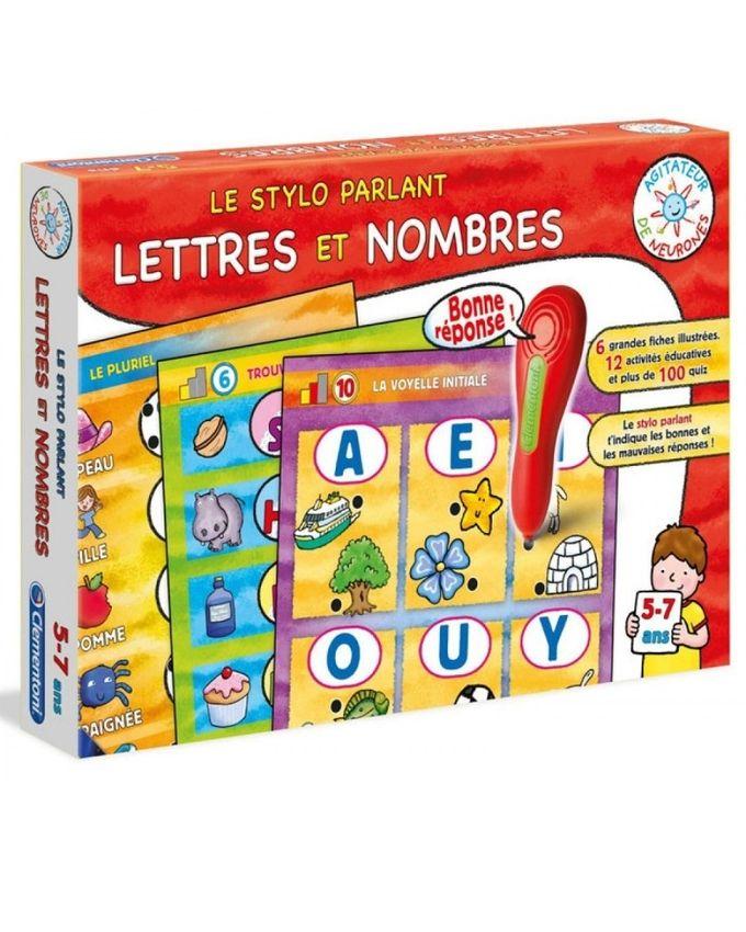 Stylo Parlant - Lettres & Nombres