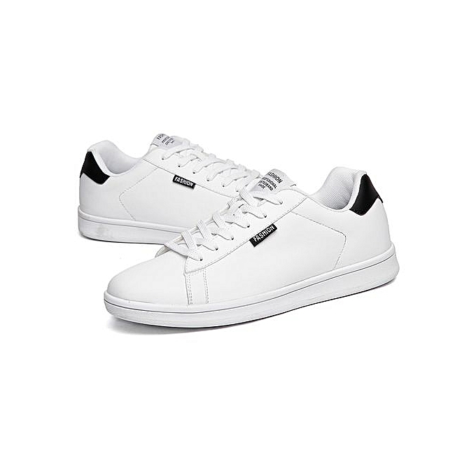 HT   HT s Skateboarding Shoes Fashion Sport Trainer-White/Black à prix pas cher  | Jumia Maroc d06194