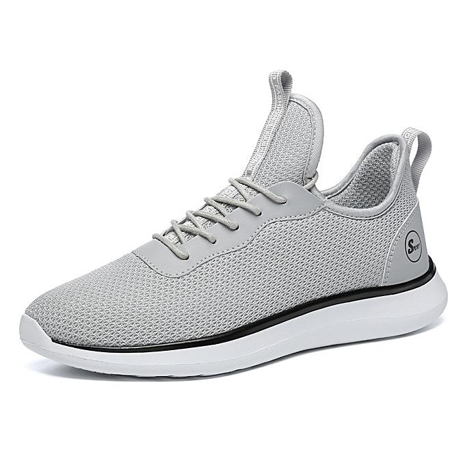 Autre Hommes lumièreweight respirant engrener Sports chaussures à prix pas cher