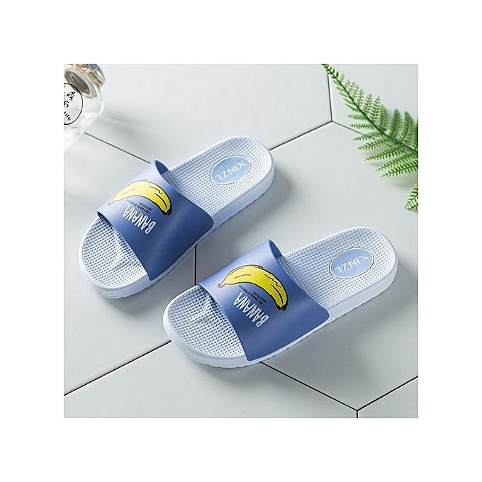 mode Bathroom Slip voituretoon Cute Slippers nouveau Girls Slippers Fresh Home Décontracté Sandals Slippers à prix pas cher