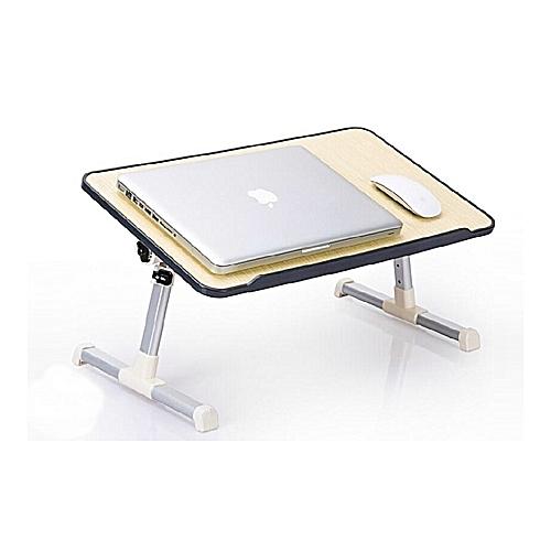 commandez g n rique smart table pour pc portable r glable avec ventilateur de refroidissement. Black Bedroom Furniture Sets. Home Design Ideas