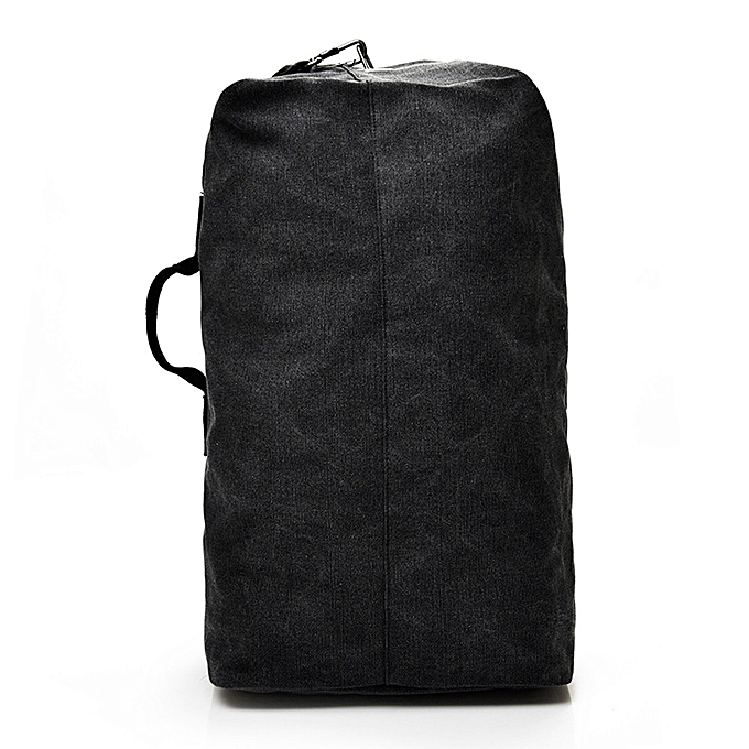 mode Vintage Neutral de plein air voyage toile sac à dos High capacité Satchel Hiking sac à prix pas cher