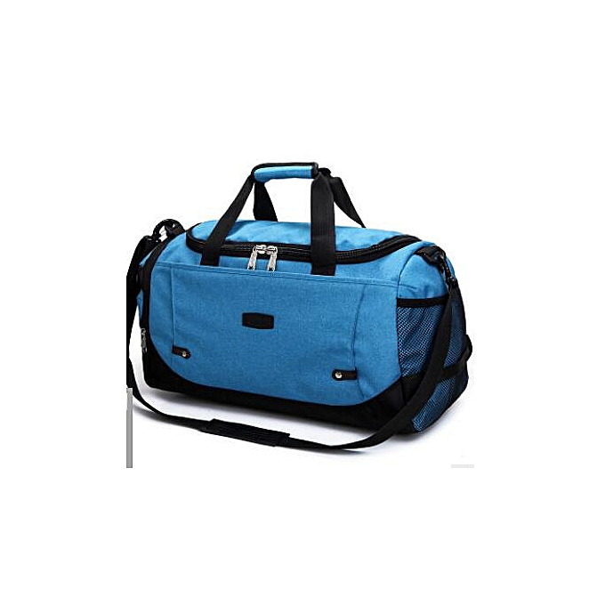 Other 2018 Large-capacity travel bag male and   travel shoulder bag  6 Couleurs avaliable(Sky bleu) à prix pas cher